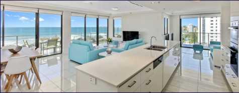 Ocean View Superior Apartments