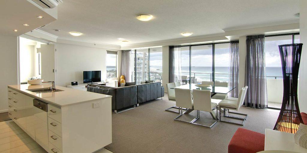 Luxury accommodation Cotton Tree